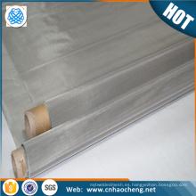 Malla de alambre tejida nilón / tela filtrante resistente a la corrosión de la producción farmacéutica