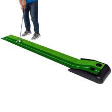conjunto de putter de golf de oficina