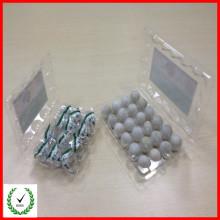ПВХ перепелиные яйца пластиковые лотки профессионального производителя