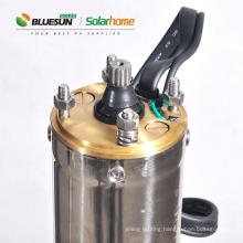 Solar engine 1hp water submersible pump 20m head solar water pump