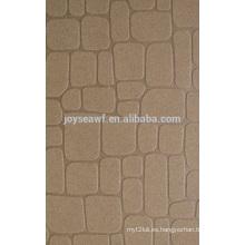 De álamo o de madera maciza Grava pequeña / tablero de grava grande
