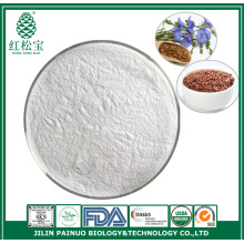 ISO/KOSHER Edible Flaxseed oil microencapsulated powder