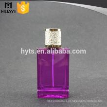 Perfume púrpura profesional de la botella de 100ml Purple