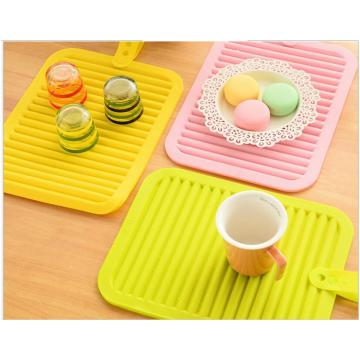 Personalizado Pot Holder Silicone Coffee Cup Coaster