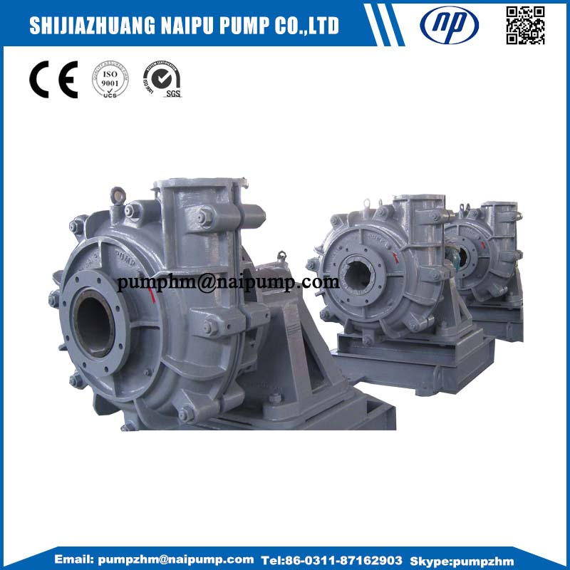 61 good performance slurry pumps