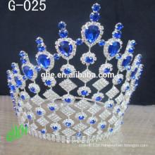 Acessórios para cabelo nupcial nupcial prom tiara doce crianças coroa tiaras acessórios para cabelo atacado porcelana suíça relógios coroa