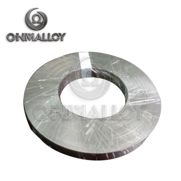 0,5 * 5 мм Лента Ni80chrome20 Провод Ohmalloy109 Nicr80 / 20 для системы отопления