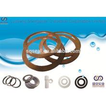 iso9001 fabricant de rondelle ordinaire en laiton personnalisé