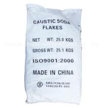 Flocon de soda caustique en sac de 25 kg