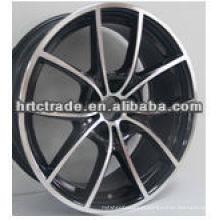 Bbs / ace preto preço baixo replica rodas jantes
