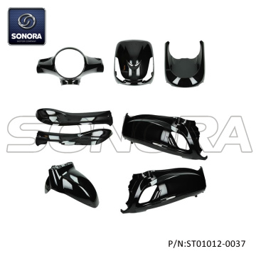 Kit de carenado SYM Fiddle 2 (P / N: ST01012-0037) de alta calidad