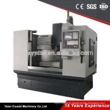Centre d'usinage de cnc de VMC 550L mini centre de machine de commande numérique par ordinateur