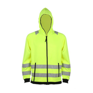 Sweat de sécurité Sué Ter Encapuchado De Seguridad avec En ISO 20471
