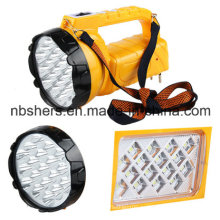 Dual-Uso recargable luz de escritorio LED Spotlight