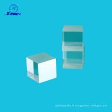 Prisme en verre optique de haute qualité de haute précision de 2mm à 300mm