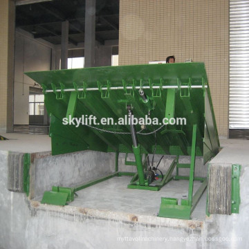 Good quality !! hydraulic stationary loading dock for unloading goods