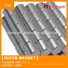 N38 цилиндра редкоземельных магнит