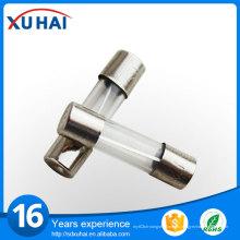Fusibles de cristal del tubo de la alta calidad 5 * 20m m