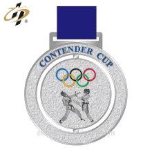 Nouvelles médailles de trophée en métal coulé 3D