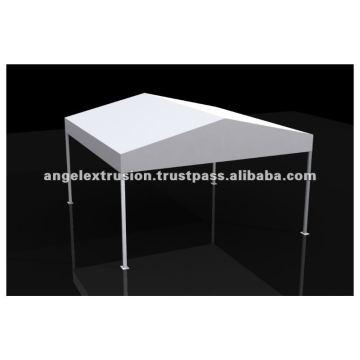 Extrusión de aluminio para perfil de tienda