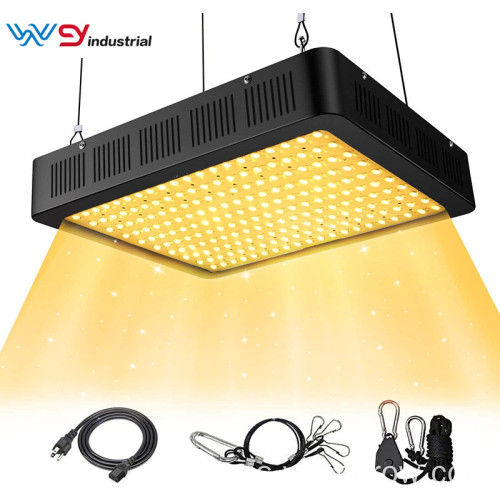 2000W LED Grow Light Full Spectrum SUNLIKE Lighting