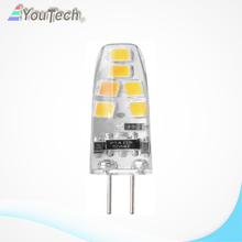 12led regulable 1W G4 LED LAMPARA