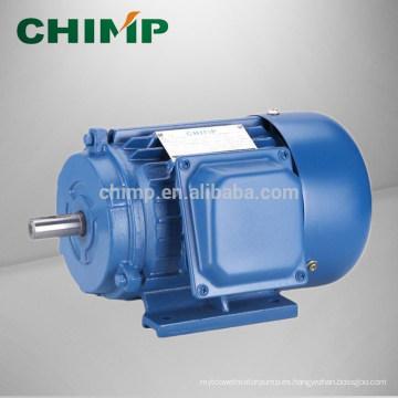 Motor eléctrico de la CA del arrabio de la cubierta del arrabio trifásico de la serie Y de 10kw / 15hp
