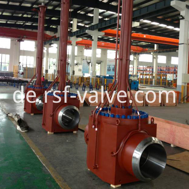Top Entry Ball Valve Stem Extension 2