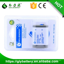 Batería Ni-MH AAA 3.6V 700mAh para teléfono inalámbrico