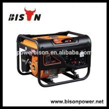 BISON CHINA ZHEJIANG 2KVA 2KW generador de 1.5 kva
