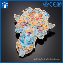 benutzerdefinierte weiche harte Emaille Design Logo Metall Revers Pin Abzeichen