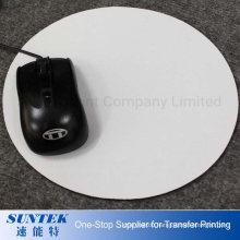 Sublimation Blank Round Rectangle Heat Shape Mouse Pad