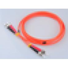 ST многомодовый 50 125 волоконно-оптический кабель, ftth патч-корд, патч-корд для кабеля