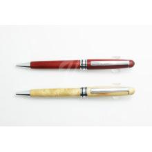 Werbeartikel Gold Holz Stift für Business Geschenk