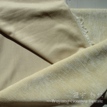 Ebene Gefärbtes Polyester-Chenille-Gewebe 100% für Sofa