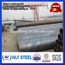 ASTM A36B SS400 Spiral Welded Steel Pipes