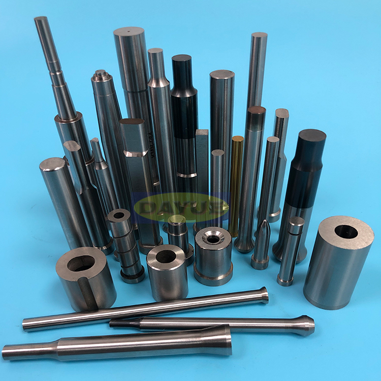 Custom Punch And Die Mold Components Suppliers