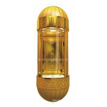 Mrl Capsule Lift, Observation Elevator, Glass Lift (XNG-007)