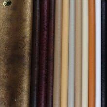 Cuero sintético de PVC resistente a la abrasión para muebles (828 #)