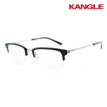 Fashionable Eyeglasses 2017 Brand Stainless Steel Optical glasses Frames