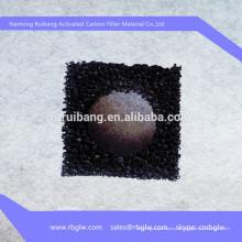активированный уголь фильтр хлопок