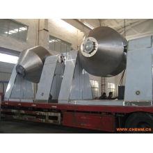 Secador a vácuo para secagem de óxido fácil e material tóxico
