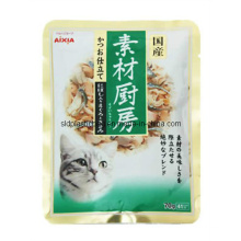 Plastic Bag for 70g Cat Food Packing
