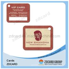 Carte d'adhésion de Supermarket Club Restaurant Member Card