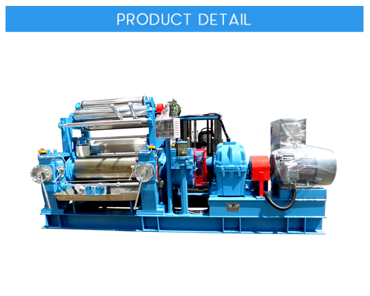 detail 18 Inch Heating Type Milling Machine