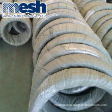 ISO electro ms galvanized binding iron wire BWG 20 factory