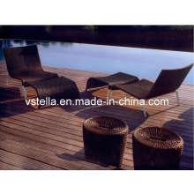 Garden Wicker Rattan Lounge Furniture