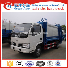 dongfeng 5000 liter china garbage truck for sale