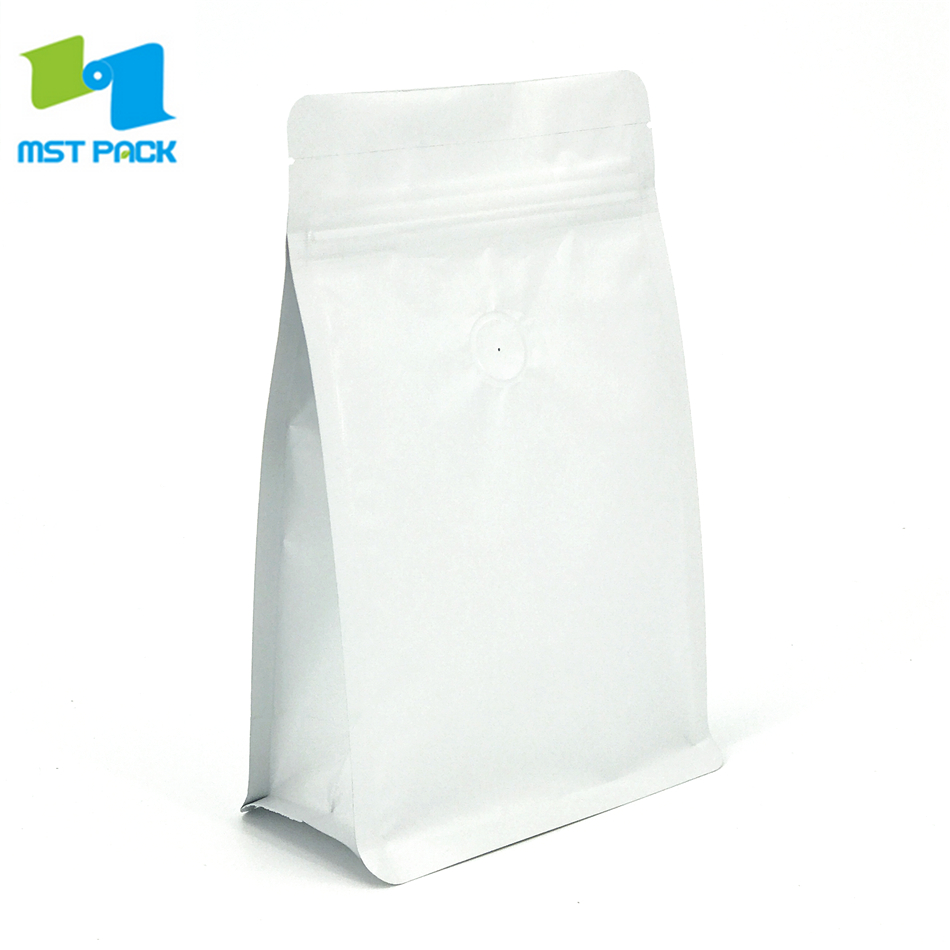 White Coffee Bag
