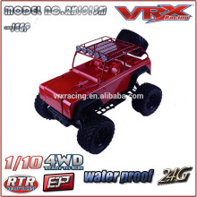 1/10th scale rc jeep body car,VRX Racing 1/10 rc jeep car,newest design electric powered rc car